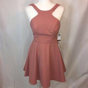 City Studio (Macy's) Party Dress NWT Size 5 pink